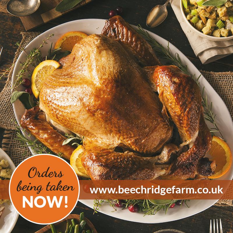 turkey order your