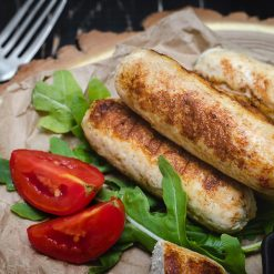 chicken-pepper-sausages