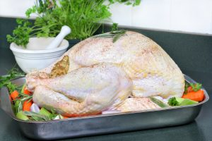 Christmas Turkey cooking times
