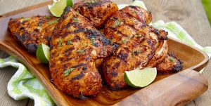 Summer Mojito Chicken beech ridge farm recipe