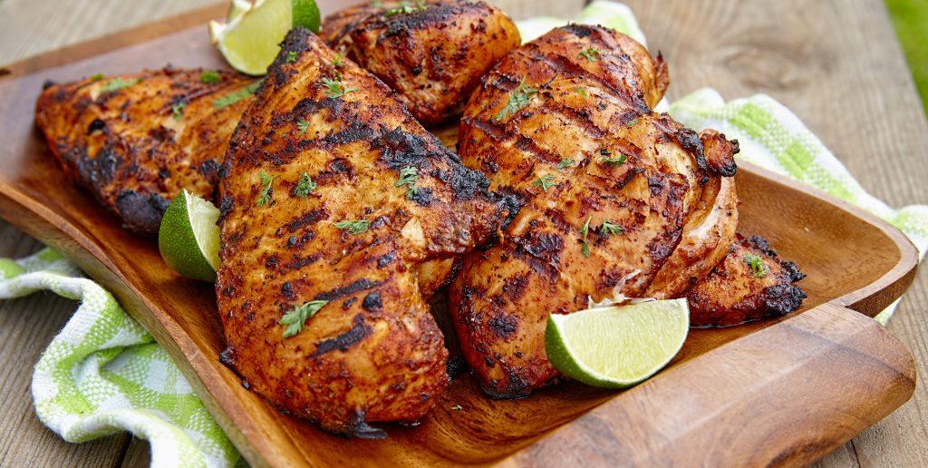 Summer Mojito Chicken beech ridge farm recipe