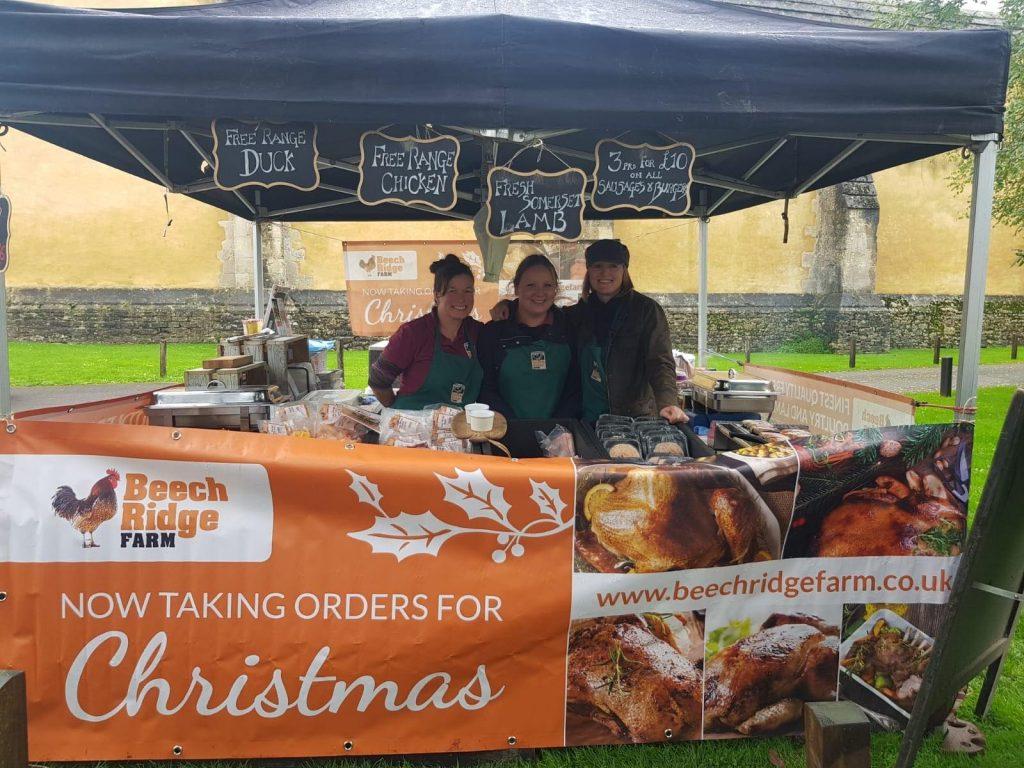 Free Range Christmas Turkey Goose Duck online order