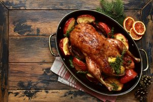 how to cook roast goose Beech Ridge farm